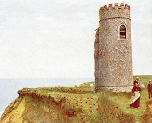 Craske's Tower, Poppyland, Norfolk