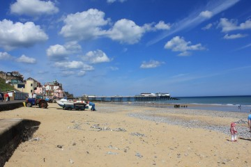 cromer-beach
