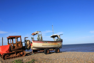 Fishing-boat-weybourne