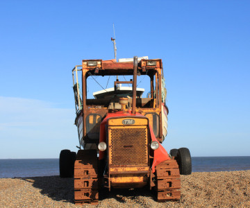 Tractor-weybourne
