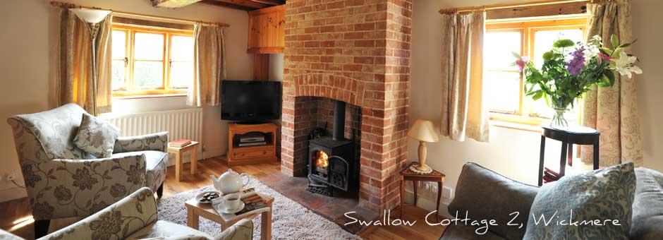 Swallow Cottage 2, Wickmere, Norfolk